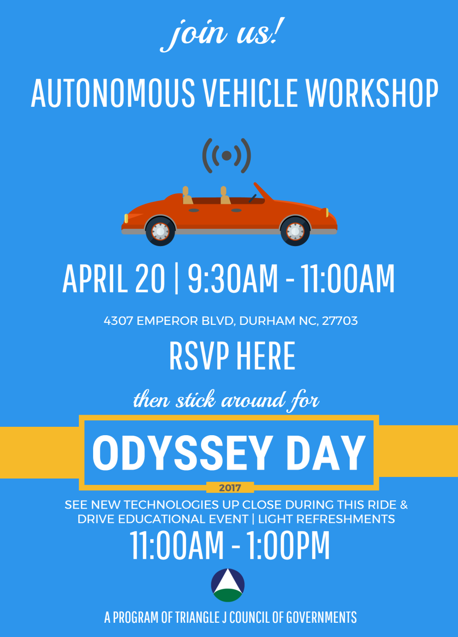 Stakeholder Meeting + Odyssey Day